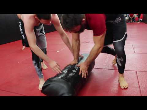 Guard Passing BJJ Solo Drill Combos and How They During a Roll