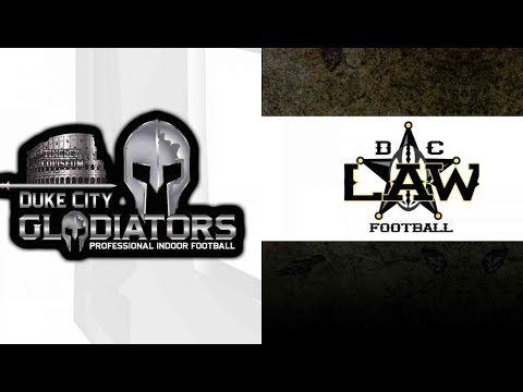 Duke City Gladiators vs Dodge City Law - June 3, 2017