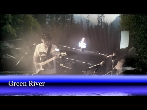 Green River - CCR Creedence Clearwater Revival - Cover with Lyrics