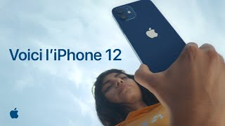 Voici l'iPhone 12 - Apple