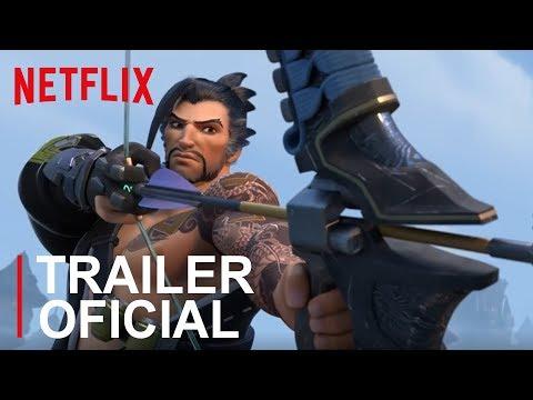 Overwatch | Filme Original Netflix | Trailer Oficial [Fan-Made]
