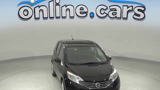 R99595TR Used 2016 Nissan Versa Note FWD 4D Hatchback Black Test Drive, Review, For Sale