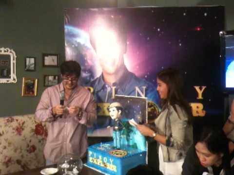 Aga Mulach's Pinoy Explorer Press Launch Part 02