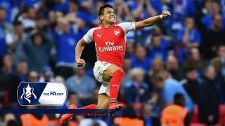Video Gol Pertandingan Reading vs Arsenal
