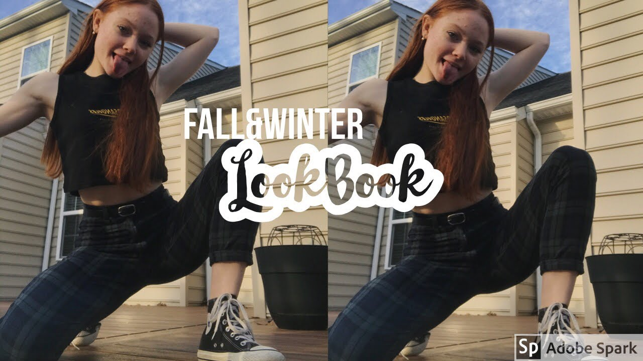 fall/winter lookbook 2018 (ft. fashionnova, brandy melville, urban outfitters) 2
