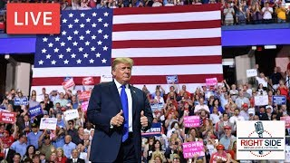 FULL EVENT: President Donald Trump Holds HUGE  Rally in Erie, PA 10/10/18