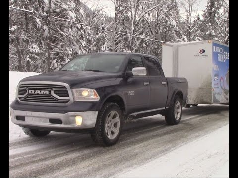 2016 Ram Truck 1500 Laramie Limited Ecodiesel - The most complete review EVER!