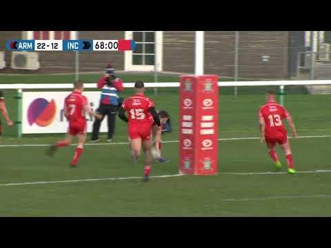 Highlights | British Army 34 22 Ince Rose Bridge