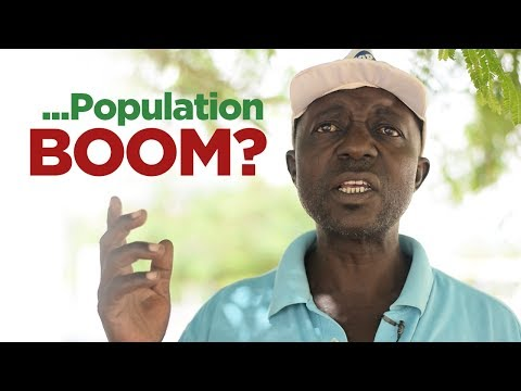 Feel the pulse of Nigerians on Population boom