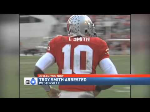 TROY SMITH ARRESTED