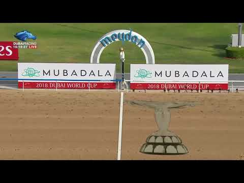 Dubai World Cup 2018: Race 2 - Dubai Kahayla Classic Sponsored By Mubadala