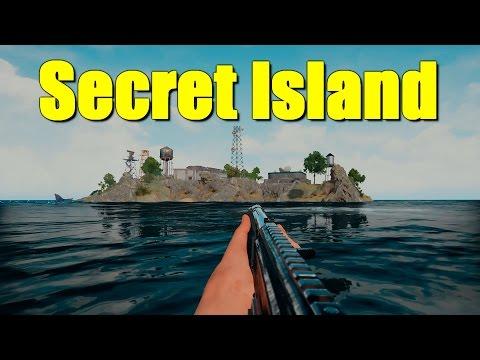 Battlegrounds - The Secret Island