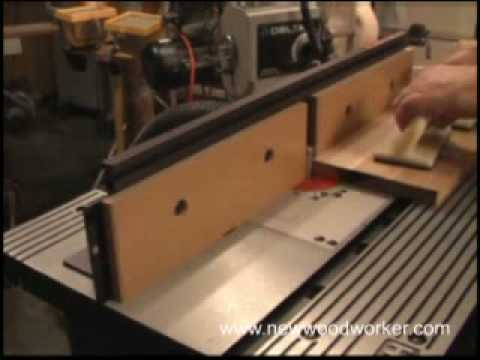 Bosch ra1181 benchtop router table review youtube bosch ra1181 benchtop router table review keyboard keysfo Choice Image