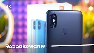 Xiaomi Mi A2 - Rozpakowanie + konfiguracja