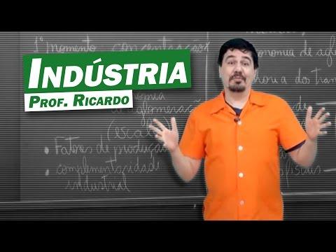 Geografia - Indústria
