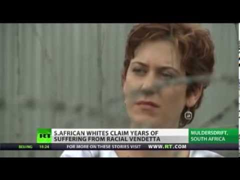 Farm murders in South Africa