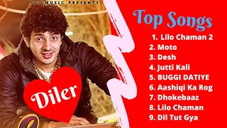 Diler Kharkiya Haryanvi Songs || DJ Hits || Audio Jukebox || New Haryanvi Songs Haryanavi