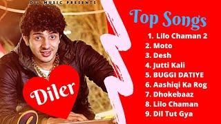 Diler Kharkiya Haryanvi Songs || DJ Hits || Audio Jukebox || New Haryanvi Songs Haryanavi