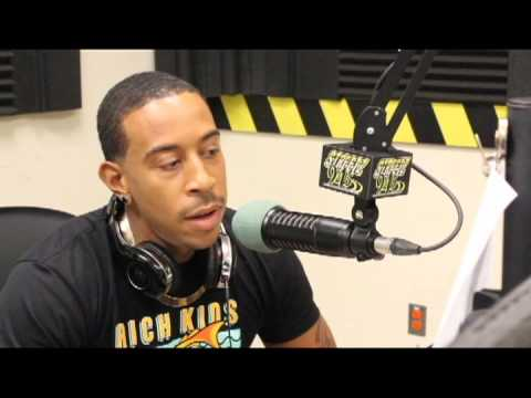Ludacris Responds to 2 Chainz on Split with DTP - Holiday Season Live on Streetz 94.5