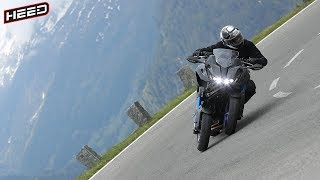 2019 Yamaha NIKEN First Ride Review - Part 1