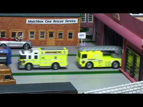 TOY POLICE, FIRE, EMERGENCY SERVICES ~#toycars,#firetruck