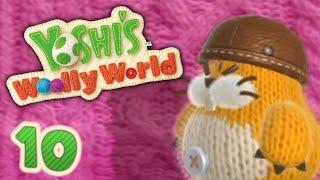 Blubberfestung und Kinder-Munition! | #10 | Yoshi's Woolly World
