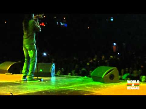 Jah Cure - Before I Leave You live - Amsterdam Reggae Festival 2011