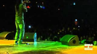 Jah Cure - Before I Leave You live - Amsterdam Reggae Festival 2011