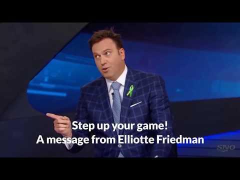 Elliotte Friedman's Walk With Israel Challenge