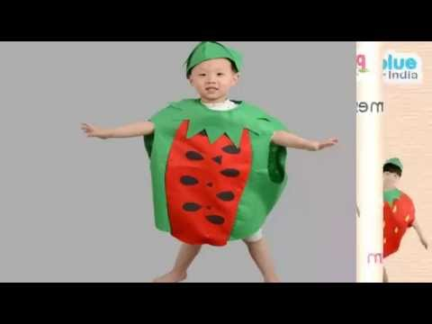 Kids Fancy Dress Costume for School Competition | Indian Fancy Dress Ideas - YouTube  sc 1 st  YouTube & Kids Fancy Dress Costume for School Competition | Indian Fancy Dress ...