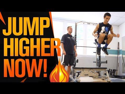 #1 SECRET To Jumping Higher For Basketball