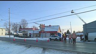 Gas leak in Springfield Twp. shut down road, prompted evacuations