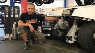 Donkey Tec Lamborghini Gallardo Twin Turbo Hallf Mile Folge (2)