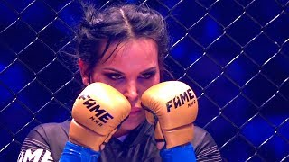 FAME MMA 3: LINKIEWICZ vs GODLEWSKA I KONTROWERSYJNA PRZEGRANA DON KASJO