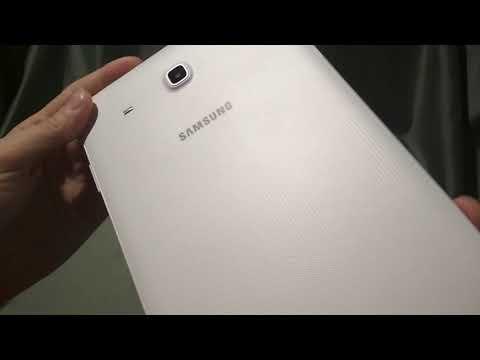 ОНЛАЙН ТРЕЙД.РУ Планшет Samsung Galaxy Tab E 9.6 SM-T561 8Gb (белый)