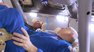 Space Station Live: Orion Update From Astronaut Lee Morin