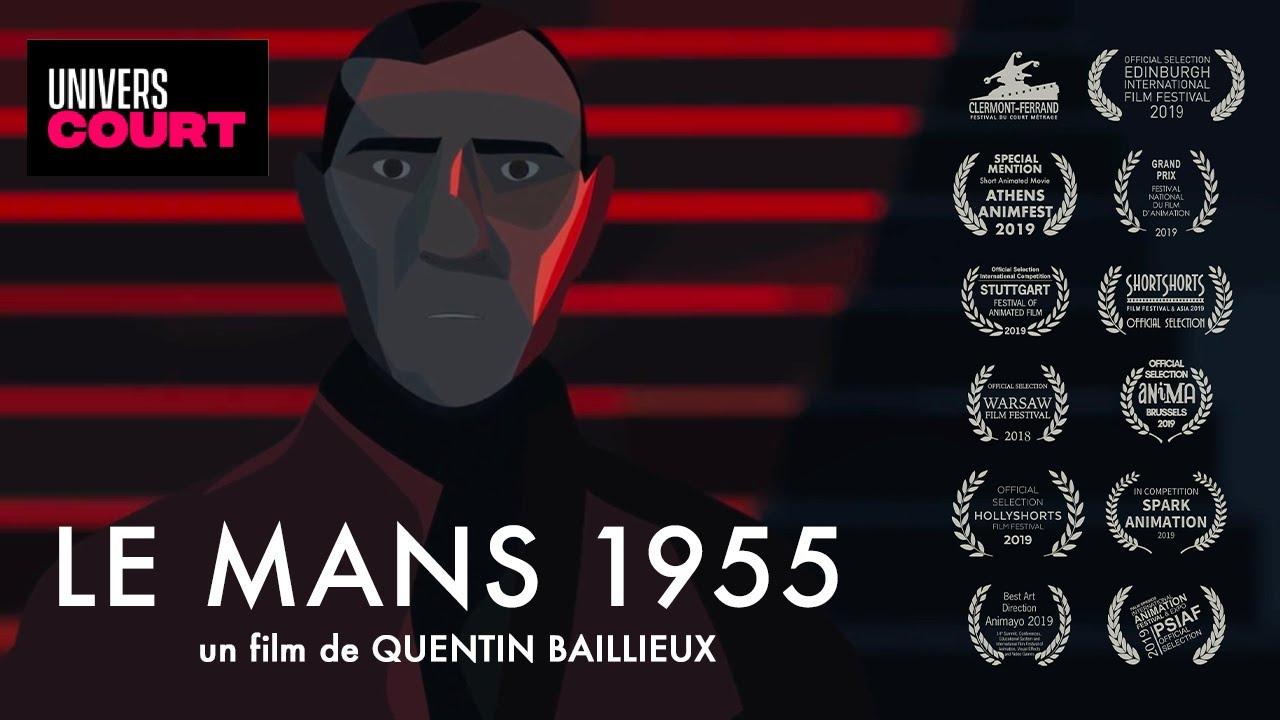 Download LE MANS 1955 - Court métrage d'animation de Q. Baillieux
