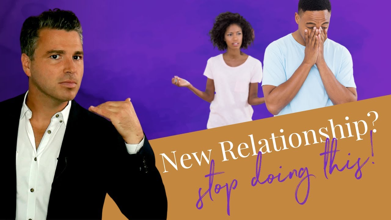 New Relationship? 5 Tips So You Don't Sabotage It
