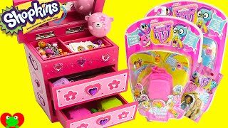 diy treasure chest by melissa and doug with charm u shopkins and more
