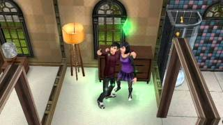 Sims Freeplay - I Am A Superstar [teen Idol Mansion Video]