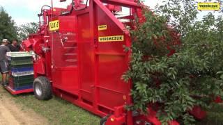 FELIX-Z - kombajn do zbioru wiśni / sour cherry harvester / Kirschenerntemaschine