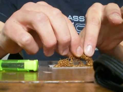 comment rouler une cigarette tuto detaille how to roll a cigarette youtube