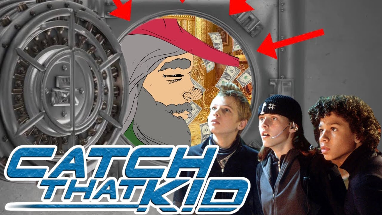 Download Catch That Kid: Just Take The Money