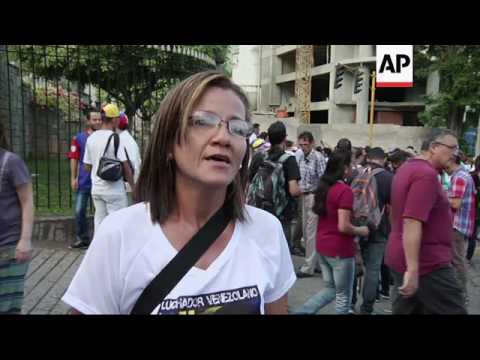 Mass protests of little consequence in Venezuela
