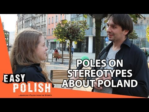 Stereotypes about Poland | Easy Polish 73