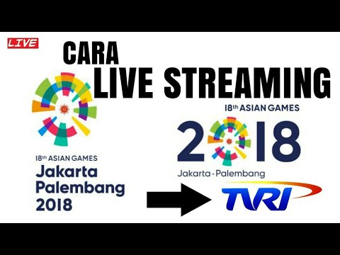 #1 Cara Mudah Live Streaming ASIAN GAMES 2018 Di TVRI