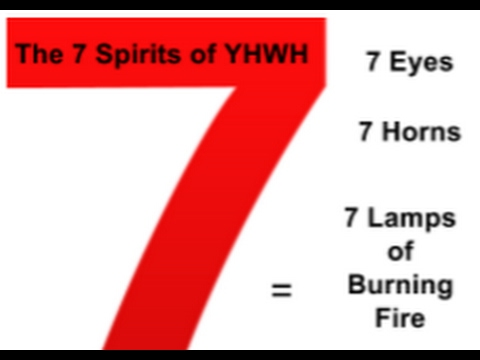 Israelites & Gentiles: They Come In Pairs Part 3: The  7 Eyes of YHWH