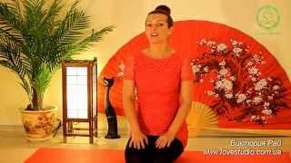 Видео Обучение Тайскому Массажу от Виктории Рай
