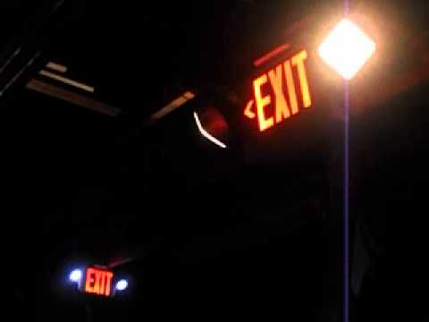 Exit Signs & Emergency Lighting: Battery...