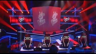 """Argel: """"You Raise Me Up"""" - Audiciones a Ciegas - La Voz 2016"""